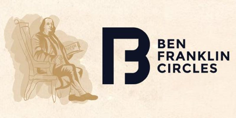 Ben Franklin Circles Logo