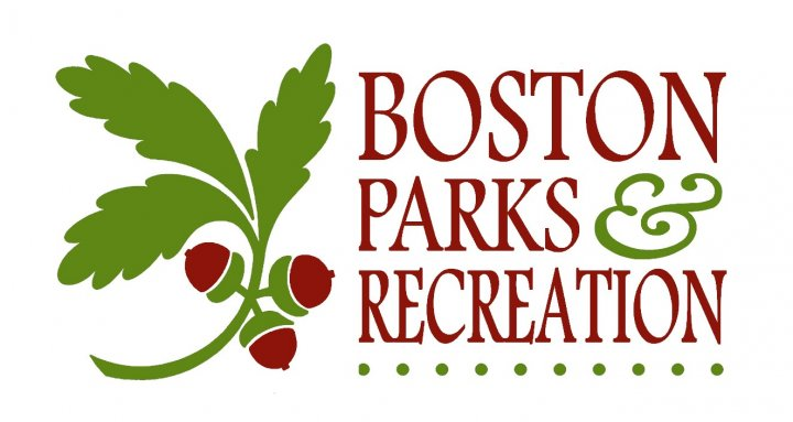 City of Boston Parks and Rec Logo