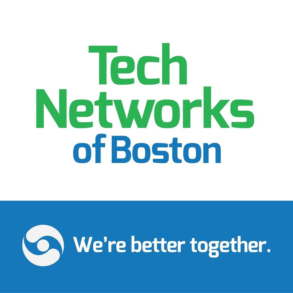 Logo: Tech networks of Boston