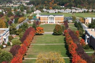 Photo: Bridgewater College campus
