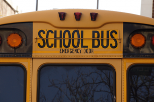 Photo: School bus