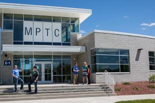 Photo: Moraine Park Technical College