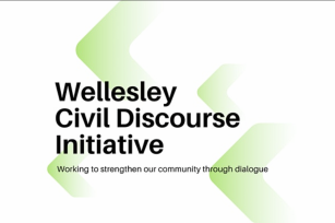 Image: Wellesley Civil Discourse Initiative graphic
